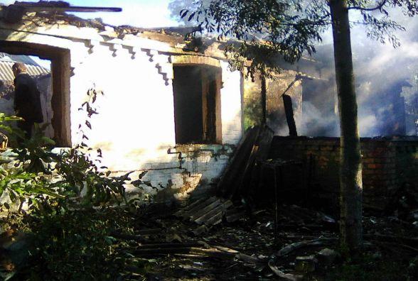 Смертельна пожежа:  в Скоморошках через сигарету заживо згоріло подружжя