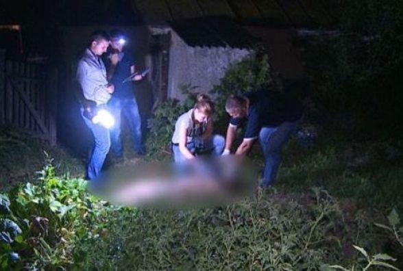 У Тиврові чоловік вбив дружину, закопав на городі та пішов здаватися поліції