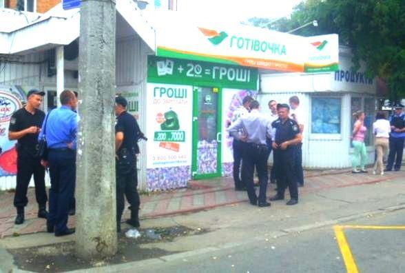 На Урожаї «обчистили» кредит-кафе. Це друге пограбування у Вінниці за тиждень(ОНОВЛЕНО)