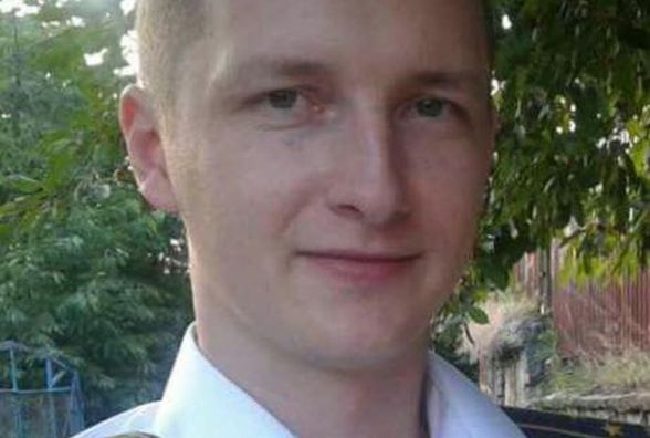 Пропав 28-річний інспектор митного поста Володимир Марченко. Допоможіть знайти