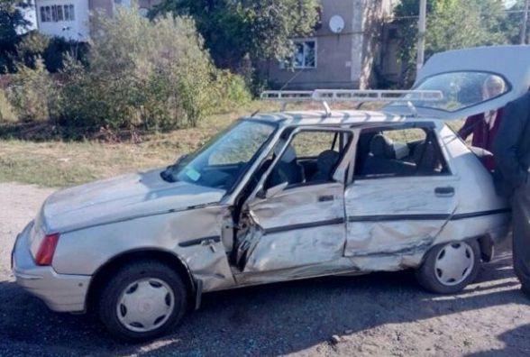 На Вінниччині не розминулася «Волга» та «Славута». Одна людина загинула, ще двоє травмовано