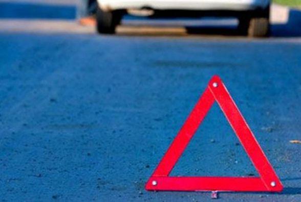 Аварії понеділка: троє людей в результаті ДТП опинились в лікарні