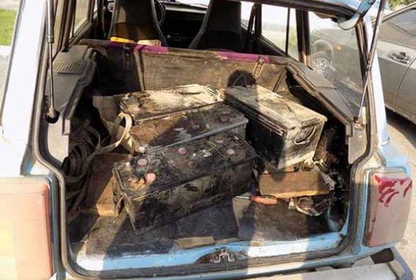 Гастролери з Черкащини обкрадали вантажівки. Їх спіймали «на гарячому»