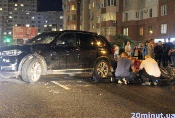 Смертельне ДТП на Поділлі: водій позашляховика не розминувся з мотоциклістом