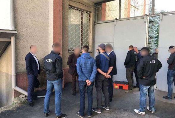 Затримали ще одного хабарника «в погонах» – керівника відділку поліції