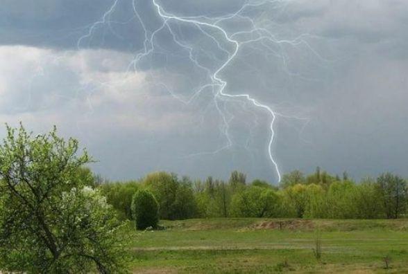 Погода 6 вересня: потужний циклон принесе грози, дощі і похолодання