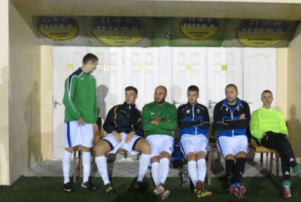 «Евертон» продовжив переможну серію у чемпіонаті Вінниці з футболу