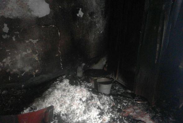 Смертельна пожежа на Вінниччині: три пожежні машини гасили будинок