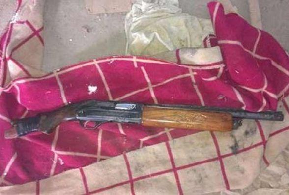 Операція «Зброя – вибухівка»: в 40-річного вінничанина знайшли рушницю