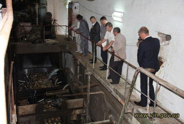 На Вінниччині вбило струмом сантехніка на цукровому заводі. Створили спецкомісію
