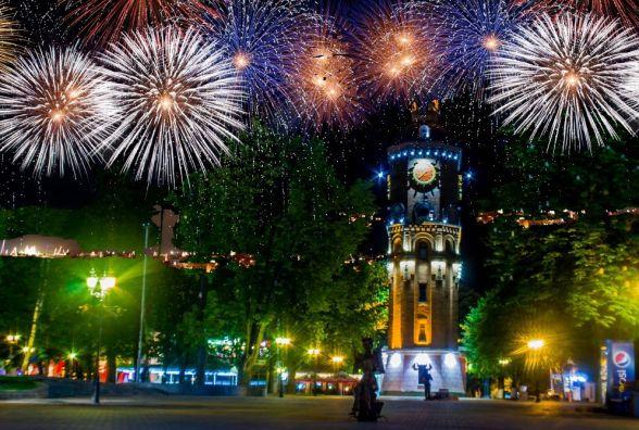 Чим здивують цього року на День міста? Програма заходів