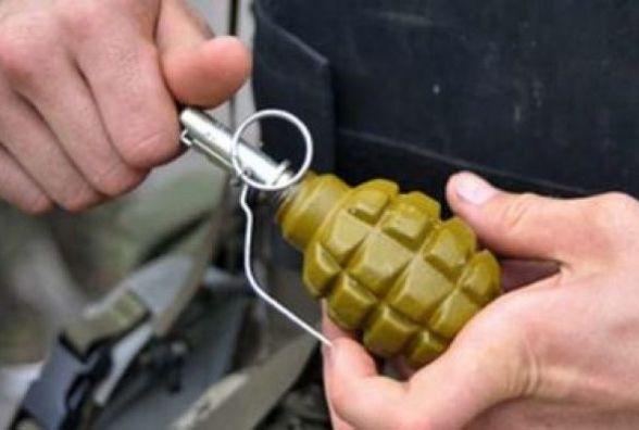 Спецоперація «Зброя – Вибухівка»: вінничанину за гранату світить тюрма