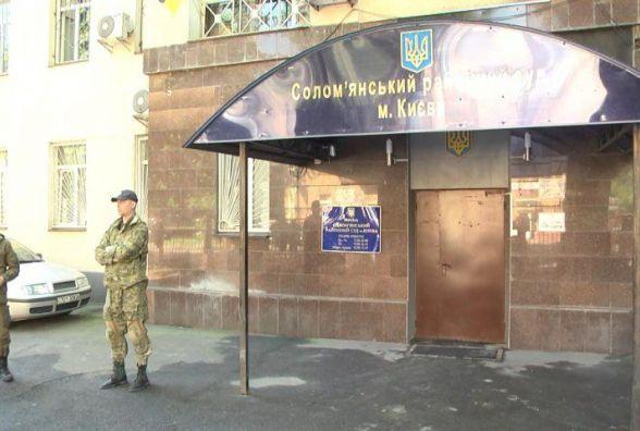П'яний коп-мародер з Вінниці обікрав після пожежі Солом'янський суд