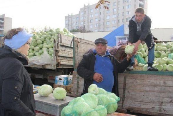 На Вишеньці стартують «червоні базари». Вінничанам обіцяють гарні ціни