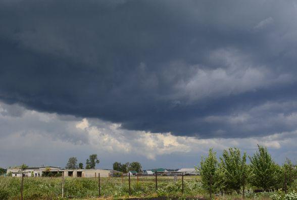 """""""Румунський"""" циклон покинув Україну: яку погоду прогнозують на завтра"""