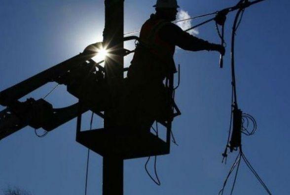 Графік планового відключення світла у Вінниці з 25 вересня по 1 жовтня