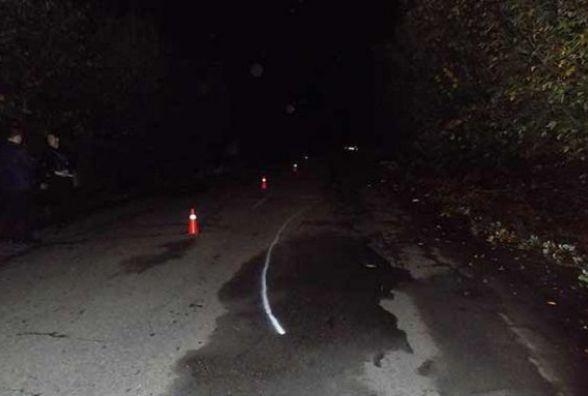 Поліція шукає водія, який збив у Бершадському районі пішохода