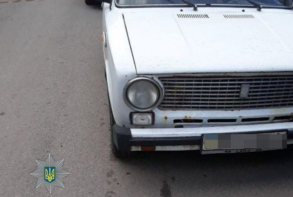 На Київській водій «під кайфом» лаявся та сварився з патрульними