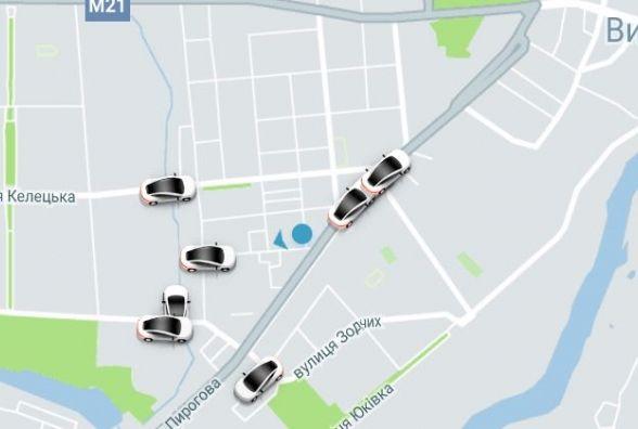 Uber підняв тарифи у Вінниці. Які зміни у розцінках?