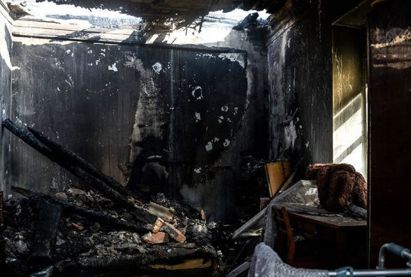 Снаряд влучив у будинок – у Павлівці пошкоджено майже 90 % помешкань і школа