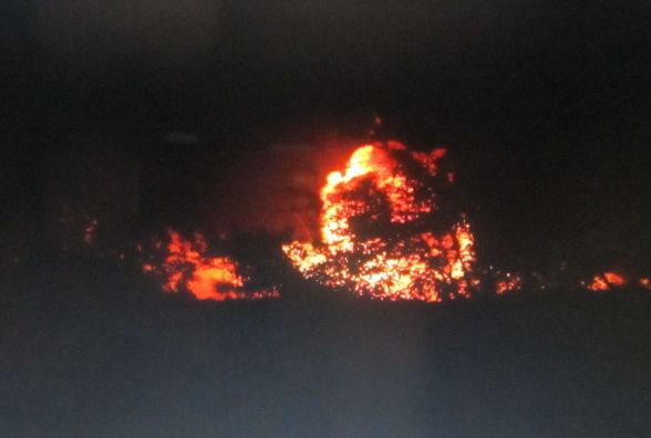 Перед вибухами в Калинівці в небі бачили три безпілотники