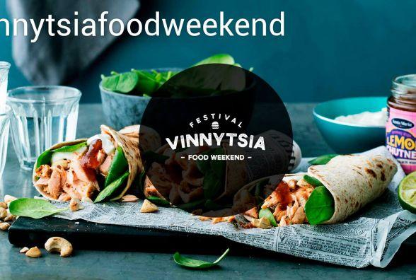 Vinnytsia Food Weekend переноситься на 7-8 жовтня. Програма не змінюється