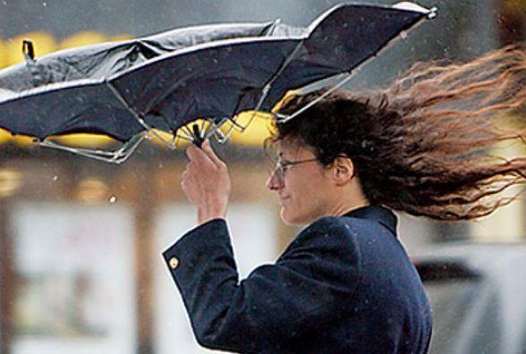 Холод та вітер: Синоптик розказала, якою буде погода в вівторок