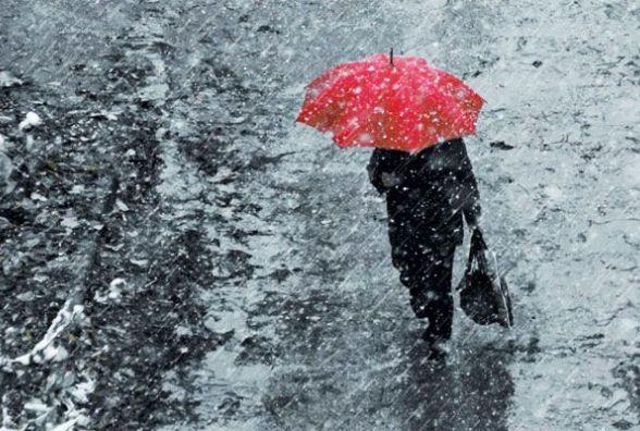 На Україну суне дощовий циклон з Німеччини. Прогноз погоди на тиждень