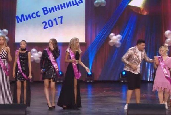 У Лізі сміху команда Потапа висміяла конкурс «Міс Вінниця»