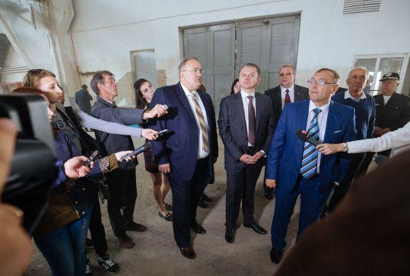 Завод «Електричні системи» запускається в жовтні. Працівників продовжують набирати (Новини компаній)