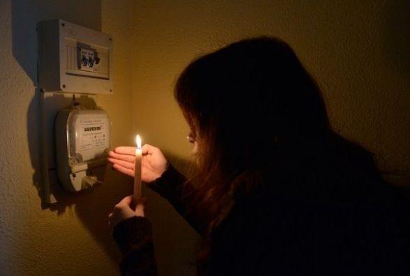 На 12 вулицях відключать світло на наступному тижні (9 – 15 жовтня)