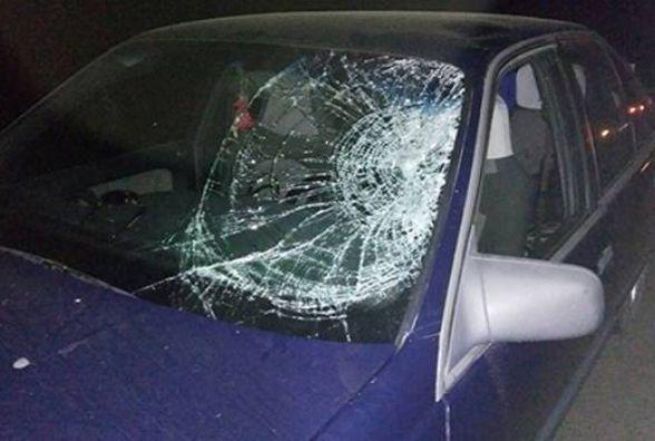 ДТП на зебрі: в Стрижавці водій «дев'яносто дев'ятої» збив пішохода