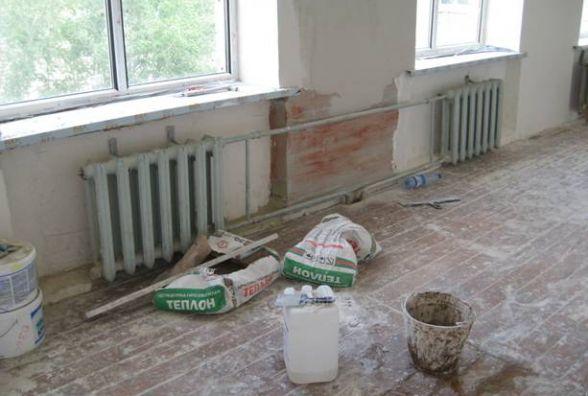 В Ямполі зробили в школі ремонт. Посадовці та бізнесмени вкрали 44 тисячі
