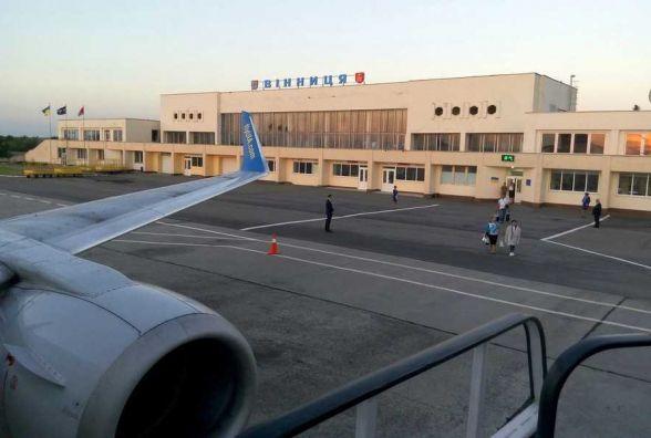 Повітряний рейс до Варшави з вінницького аеропорту скасували до весни