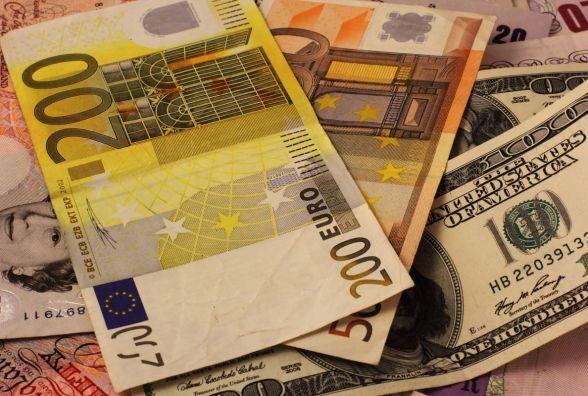Курс валют НБУ на 7 жовтня: євро та долари продовжують падати