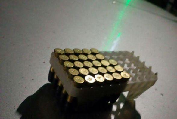 ДТП на Хмельницькому шосе: у одного із водіїв знайшли зброю, набої та біту