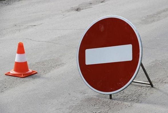 Майже на три доби обмежать рух для транспорту на одній із вінницьких вулиць