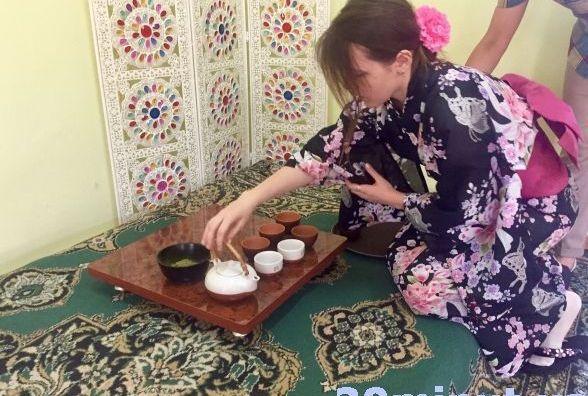 «Дні Японії» у Вінниці: знайомство з культурою, виставка одягу та деталі організації бізнесу