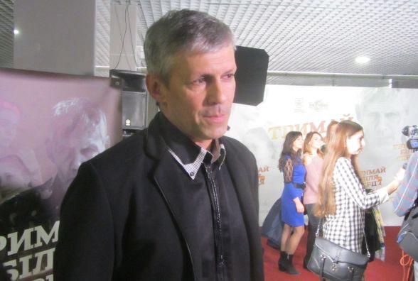 «Дуже хочеться в Копіївку» - зйомки у Вінниці нагадали столичному актору про діда