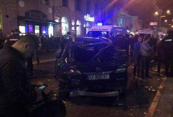 Кривава аварія в Харкові сколихнула соцмережі. Пости вінничан (ВІДЕО ДТП)