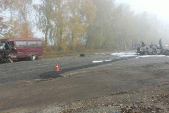 П'ять постраждалих у ДТП: Комісія розслідуватиме груповий нещасний випадок