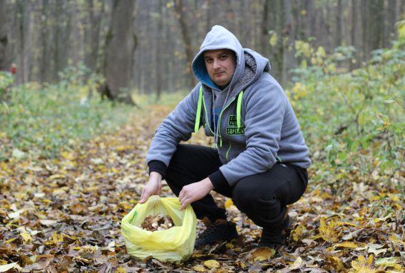 """Які гриби є у Лісопарку? Грибники про особливості """"тихого полювання"""""""