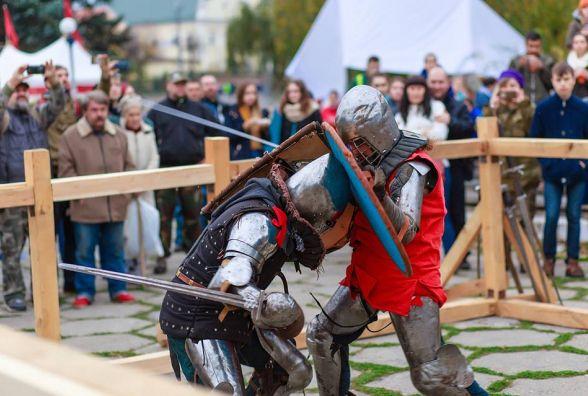Провели лицарський турнір пам'яті Героя Небесної Сотні Максима Шимка