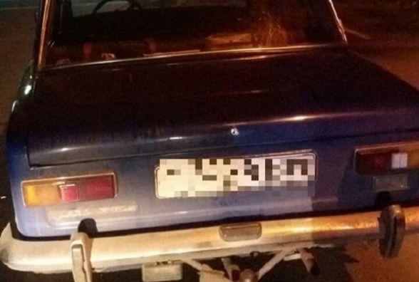 П'яний водій «Жигуля» пропонував патрульним гроші. Кинув їх на протокол