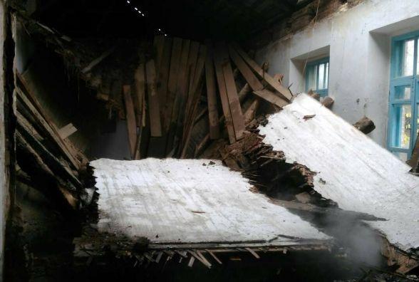 Три десятка учнів із Курилівки, де згоріла школа, ходитимуть у сусіднє село