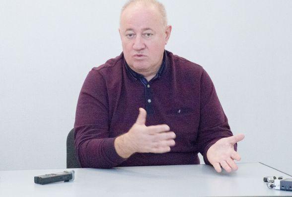 У Вінниці мені відмовили прочитати лекцію про «папу» української корупції (Прес-служба народного депутата Віктора Чумака)