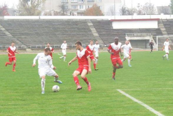 Вінницька футбольна команда «Нива-В» змінює назву та емблему. Оголошено конкурс