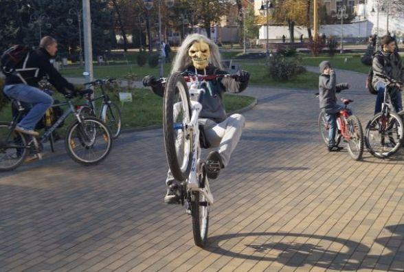 Втретє у Вінниці пройде велопробіг «Хеловінські покатушки»
