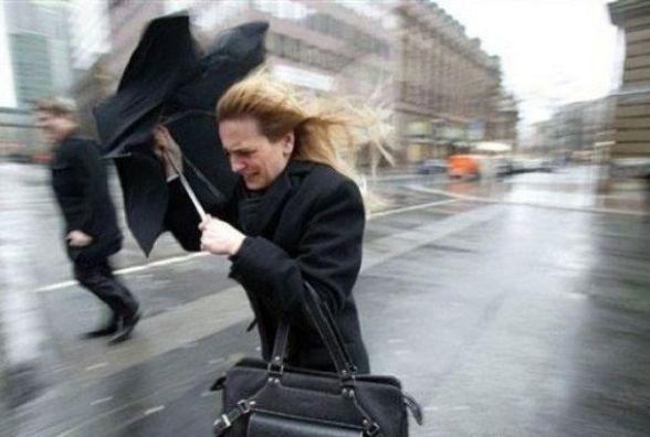 Погода у Вінницькій області на 29 жовтня: дощі та дуже сильний вітер