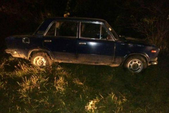 На Вінниччині п'яний 16-річний хлопець вкрав у односельця авто.Каже, хотів покататись